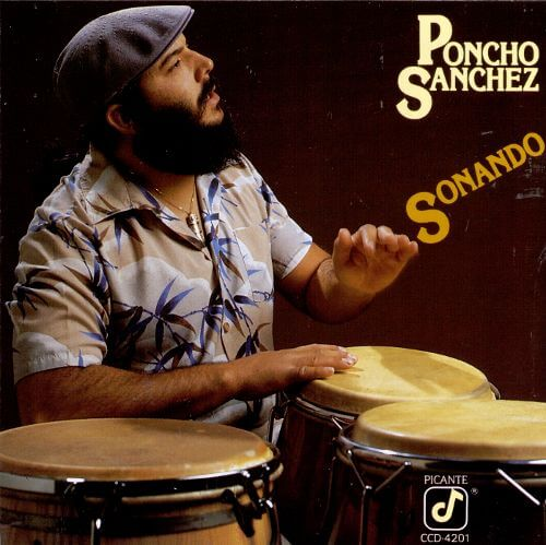 Poncho Sanchez playing Conga